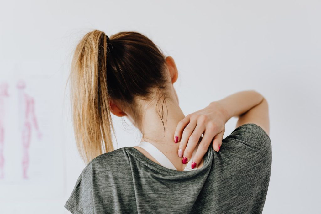 relieve neck and shoulder pain