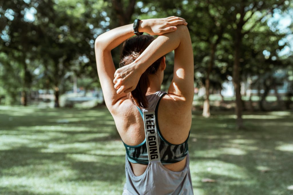exercises that strengthen the lower back